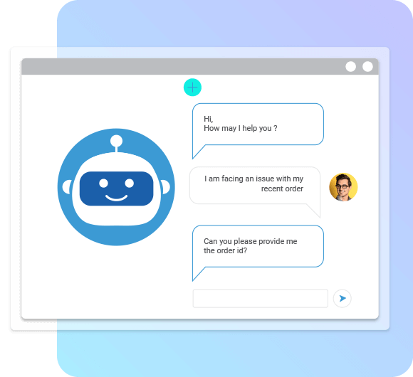 Automate responses with chatbot assistance