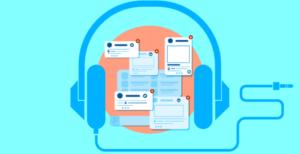 Social listening for brands